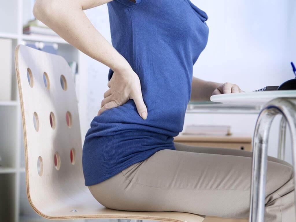 Если выполнять каждый день несколько упражнений, можно избавить спину от боли.