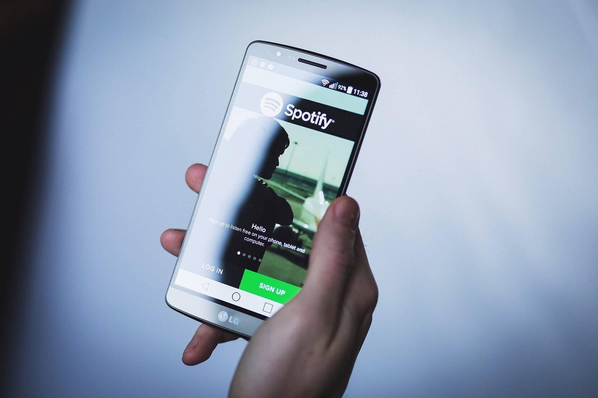 Что такое Spotify