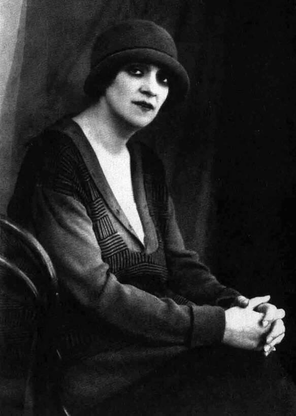 Фаїна Раневська в Баку, 1929 рік