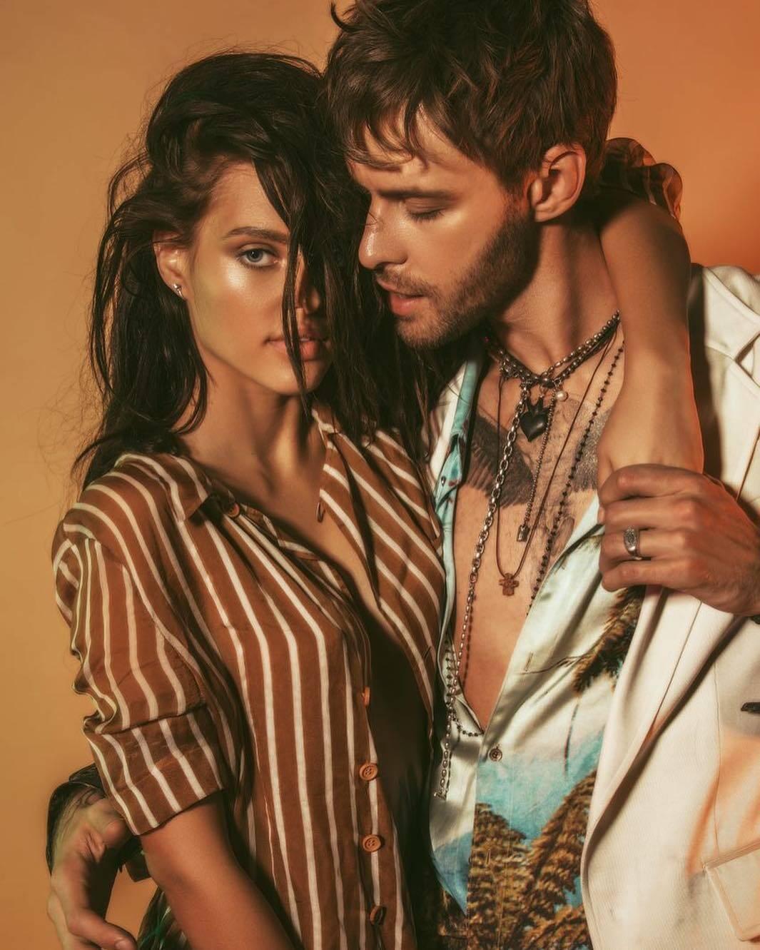 Макс Барских и Кристина снялись в соблазнительной фотосессии