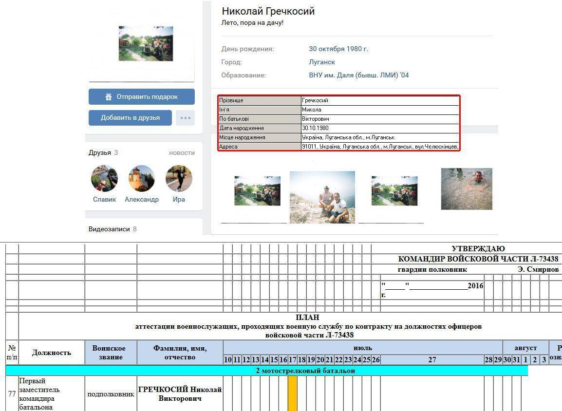 Скриншоты с Telegram-канала Анатолия Штефана