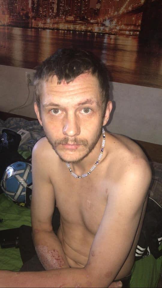 Один із затриманих за підозрою у вбивстві слідчого Романа Закладного.