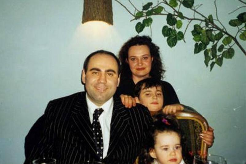 Перша сім'я Йосипа Пригожина