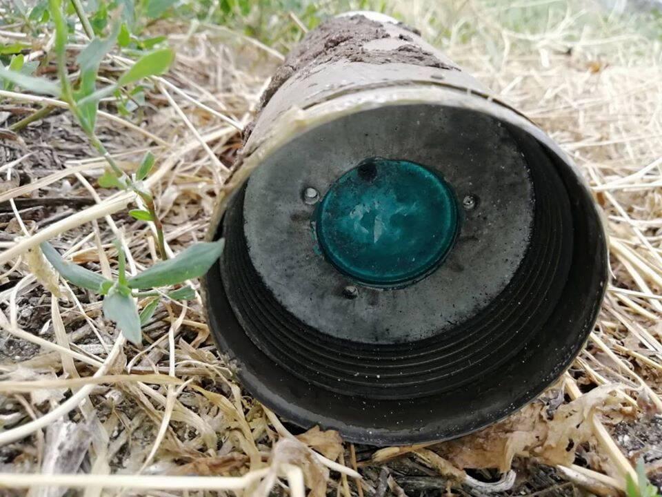 Російська міна ПОМ-2