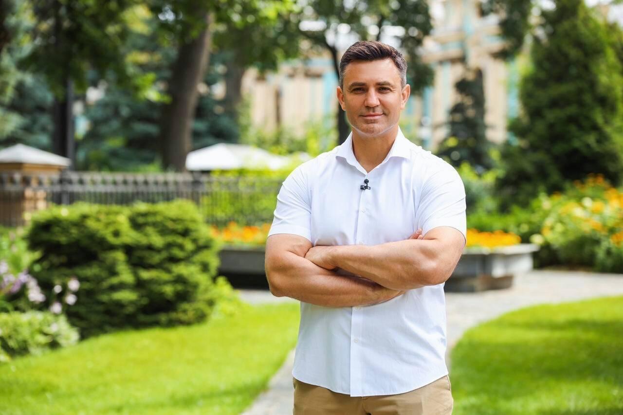 Николай Тищенко. Фото - фейсбук нардепа