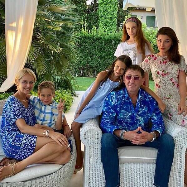 сім'я Лепса