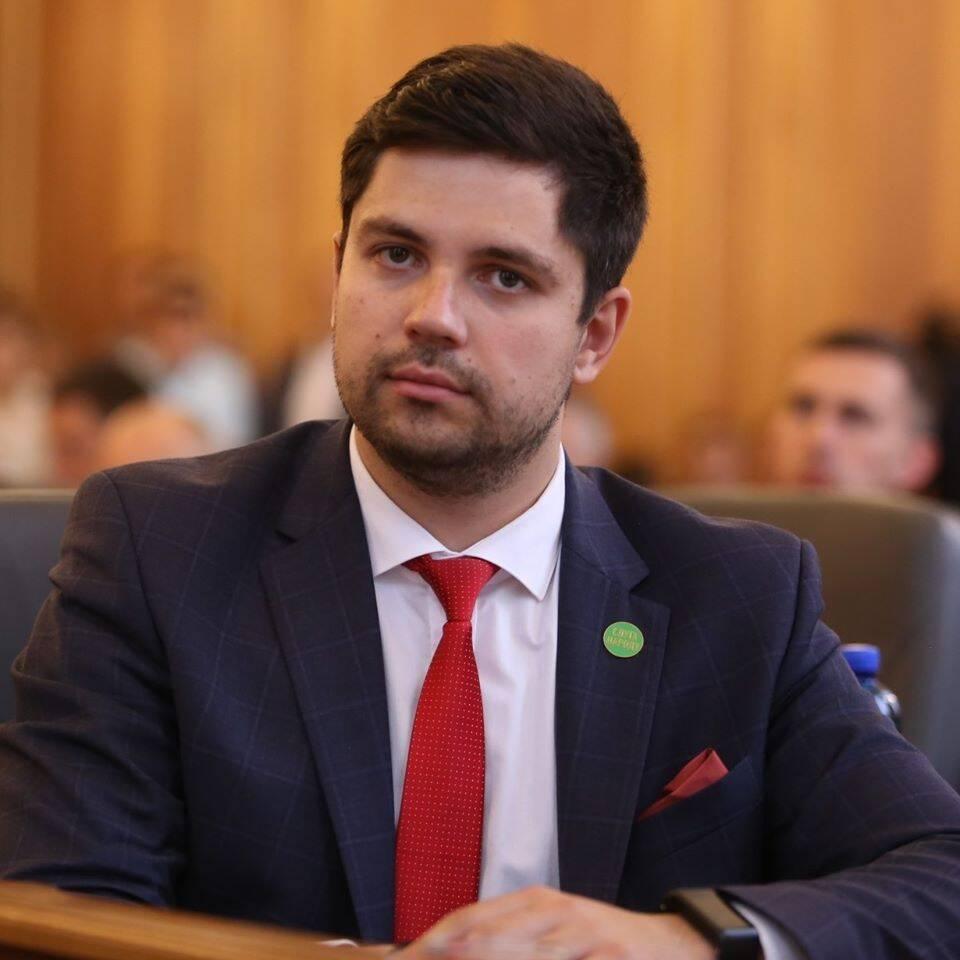 Александр Качура. Фото - фейсбук нардепа
