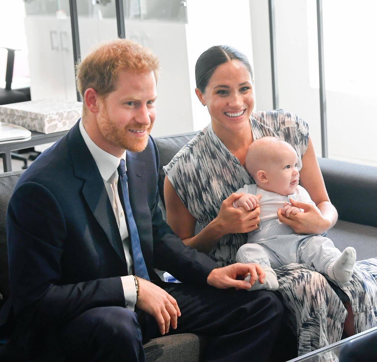 Принц Гаррі та Маркл вже давно натякали на другу дитину