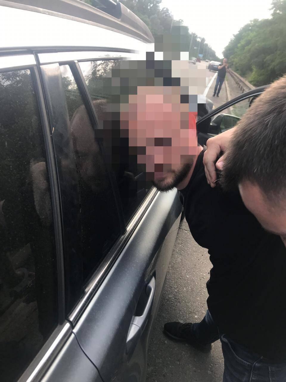 Підозрювані у причетності до викрадення бізнесмена у Києві