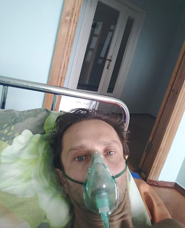 Український музикант розповів про хворобу
