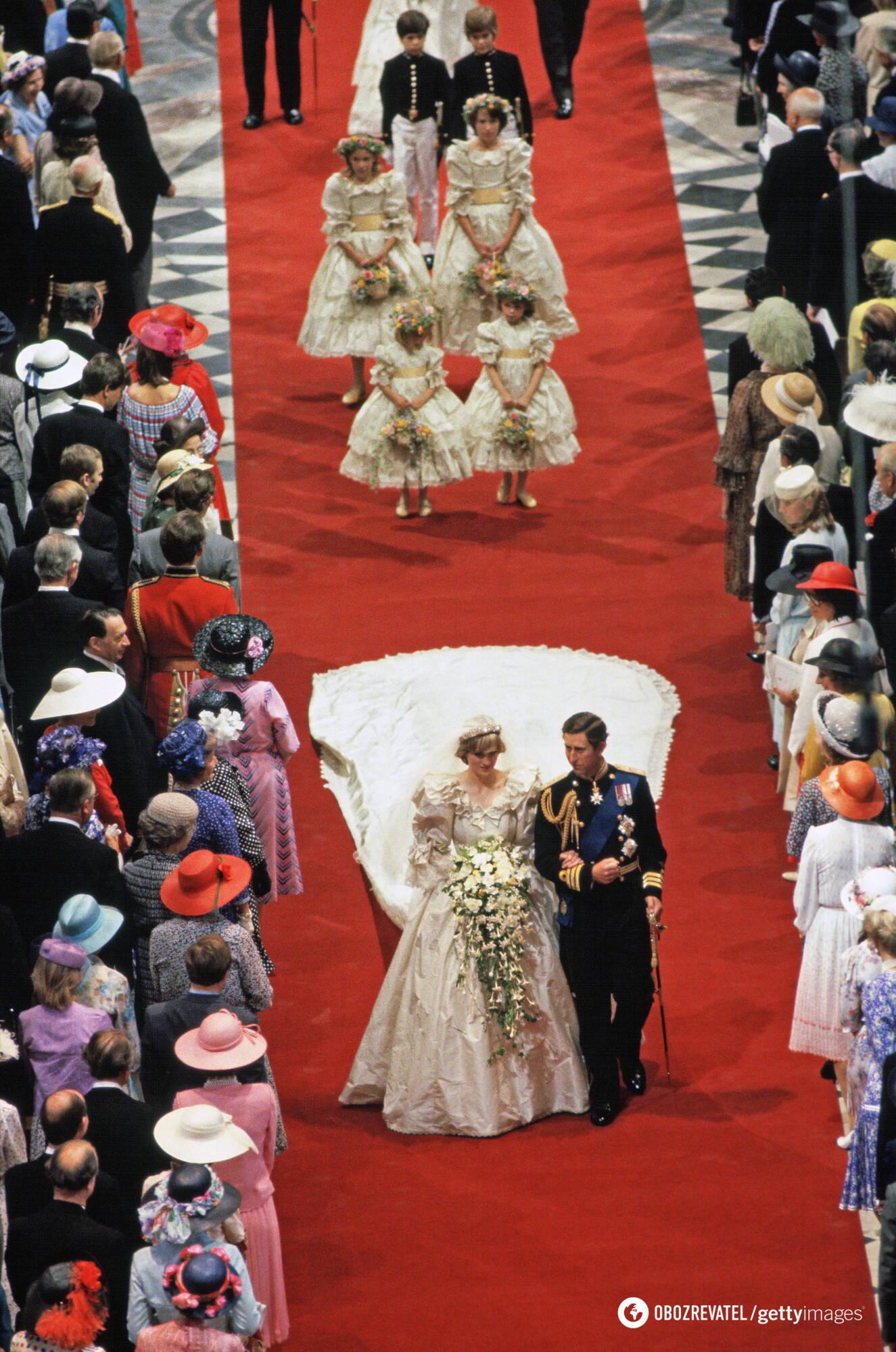 Весілля Чарльза і Діани