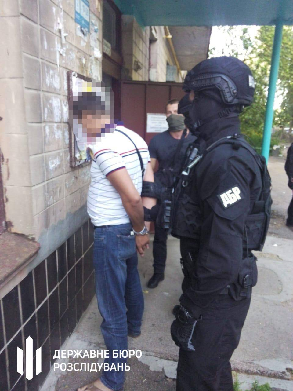 После передачи денег сотрудники ГБР задержали организатора убийства