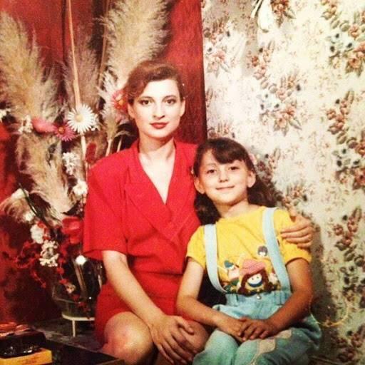 Перша дружина Лепса Світлана з донькою Інгою