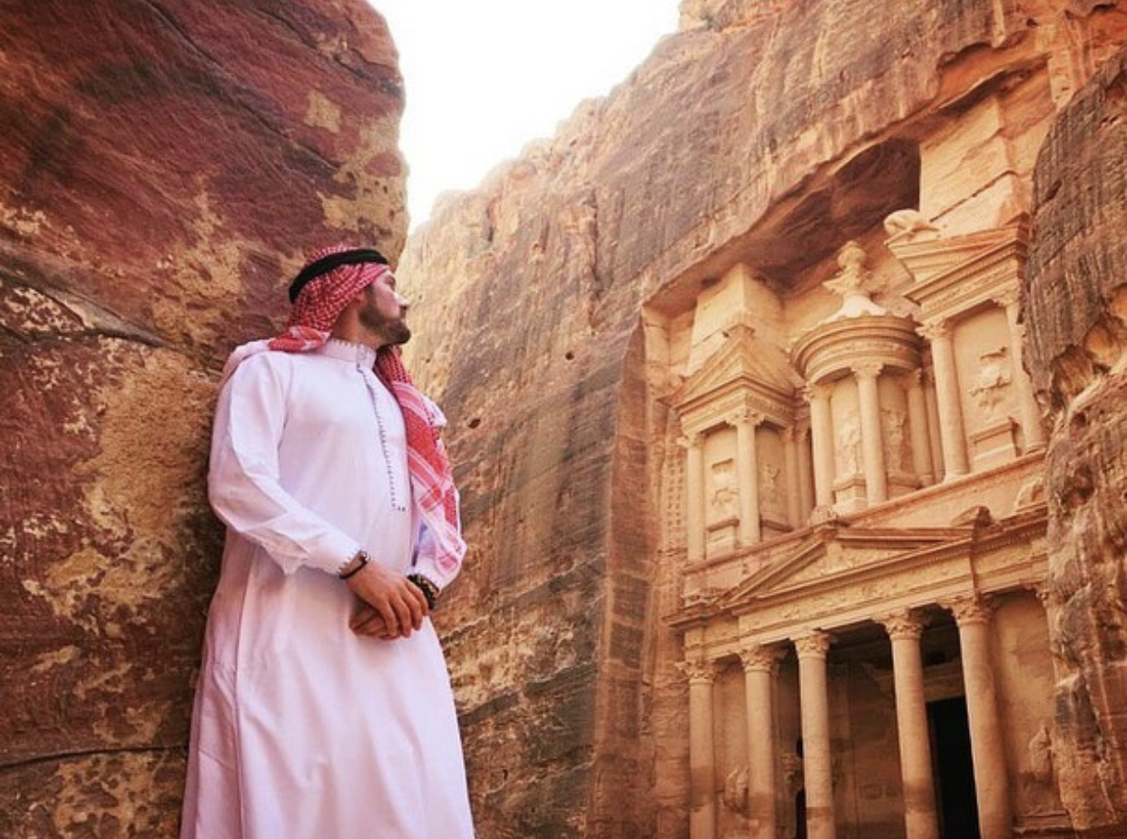 Иордания – страна голливудских приключений
