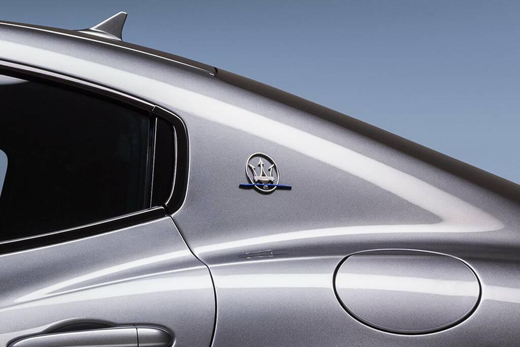 Maserati Ghibli Hybrid. Фото: