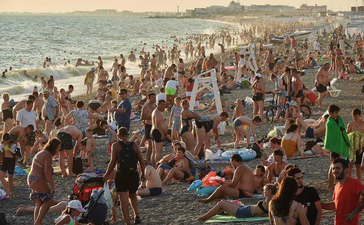 В Крыму начался туристический сезон