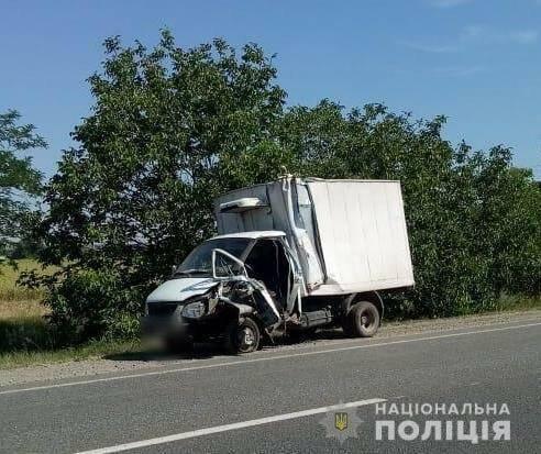 """Водій і пасажирка """"ГАЗелі"""" постраждали"""