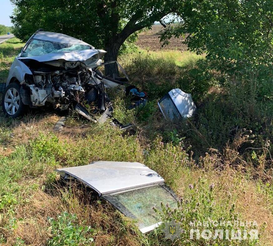 Обставини ДТП на Одещині ще встановлюються