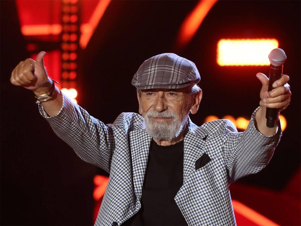Кікабідзе святкує 82-річчя