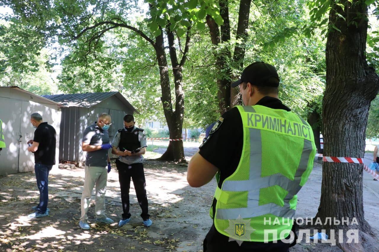 Працівники поліції встановлюють особу загиблого