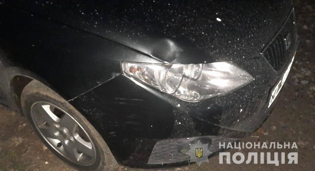 Водій Seat Ibiza збив 14-річну дівчинку