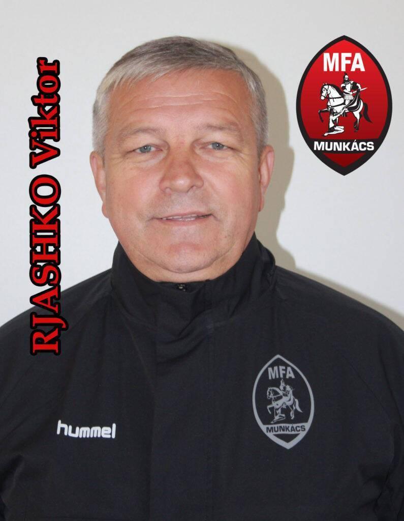 Виктор Ряшко. Фото - mfa-munkach.com.ua