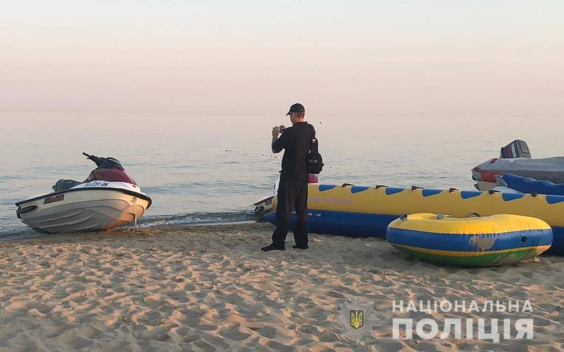 Турист смертельно травмувався під час катання на гумовому плавзасобі
