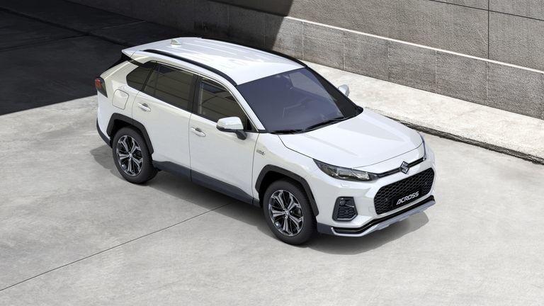Suzuki Across.