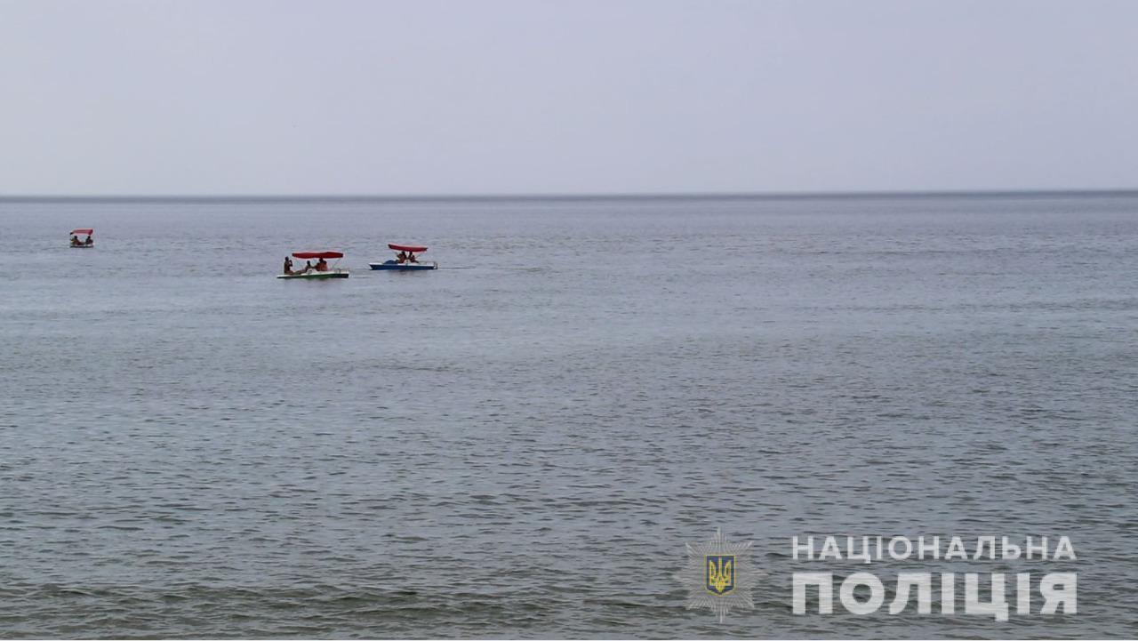 Дитина втопилася у морі в Залізному Порту