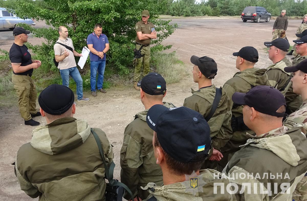 В Киеве задержали подозреваемого в убийстве одного человека и ранении восьми на Житомирщине