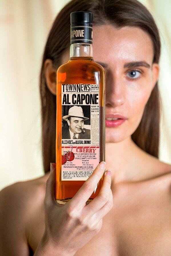 "Напиток ТМ ""Аль Капоне"""