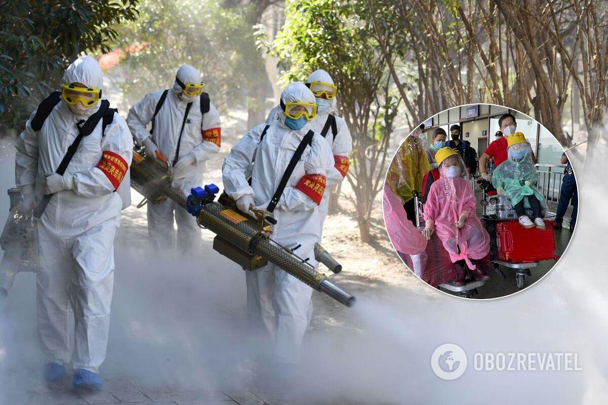 Несмотря на карантин, в странах мира продолжает расти заболеваемость COVID-19