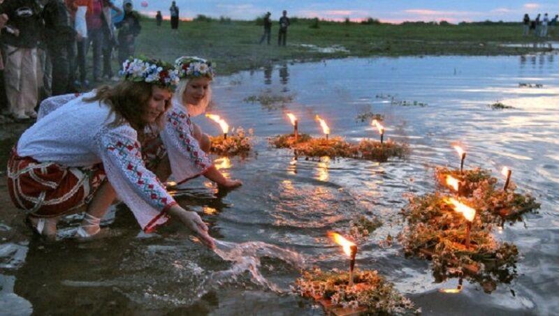 На Ивана Купалу популярны разные обряды и гадания