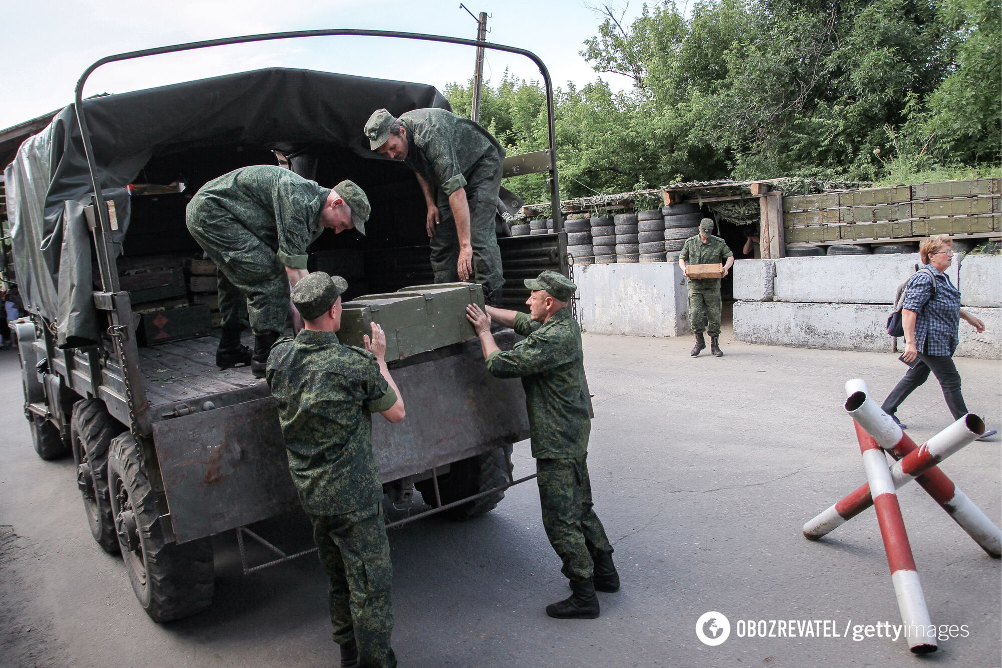 Жаркое лето на украинско-российском фронте: угрожающие прогнозы