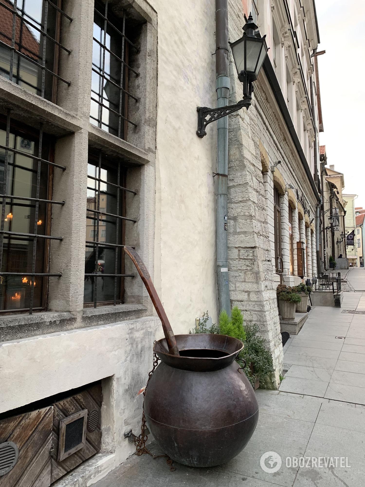 Легенды датского города: Таллинн
