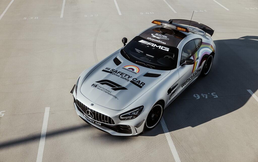 2021 Mercedes-AMG GT R. Фото: