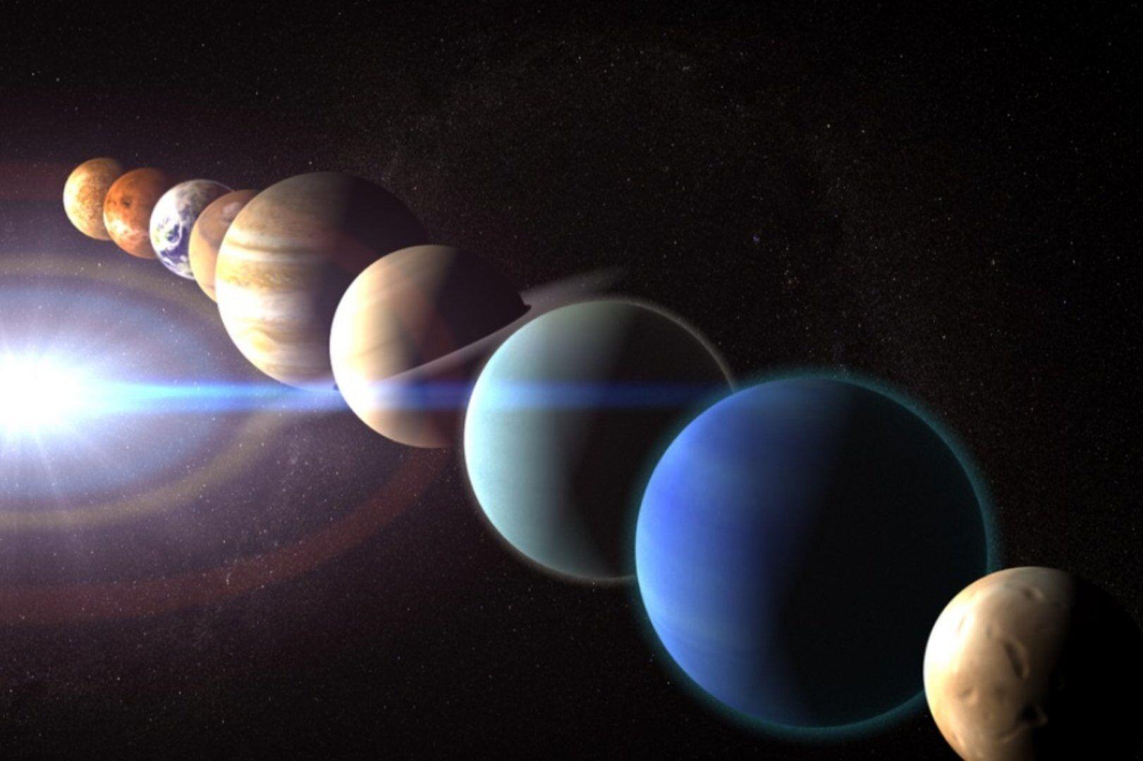 """Науково парад планет називається """"апульс"""""""
