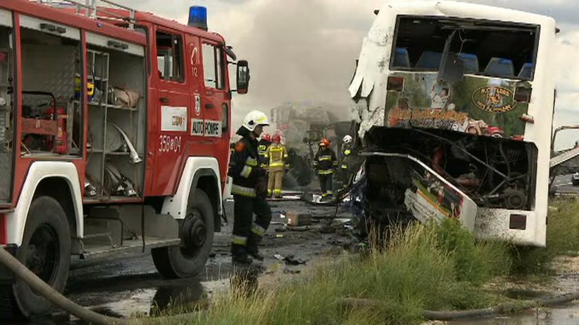 В ДТП в Польше пострадали 16 украинцев