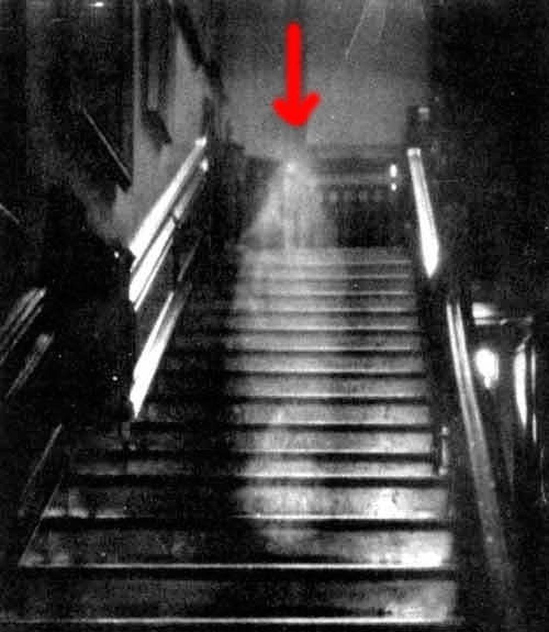 """""""Призрак Леди Браун"""" – самый известный из призраков"""