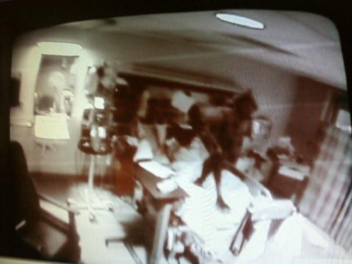 Призрак на больничной койке