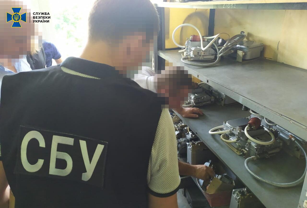 На Житомирському бронетанковому заводі і у субпідрядників проведені обшуки
