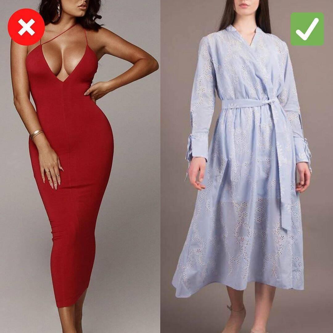 Андре Тан отметил, что важно чувствовать себя уверенной в любой одежде