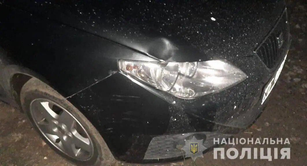 У Хмельницькій області п'яний водій Seat Ibiza збив 14-річну дівчинку