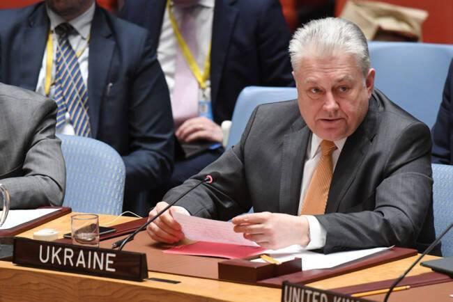 Володимир Єльченко. Фото - ukraineun.org