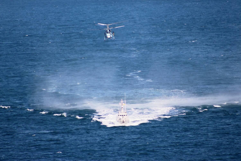 Українсько-американські навчання Sea Breeze 2020 стартували в Чорному морі