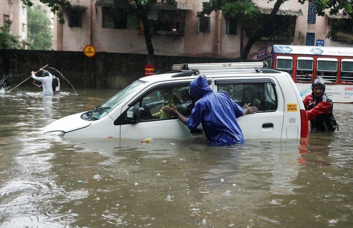 Наводнения в Индии