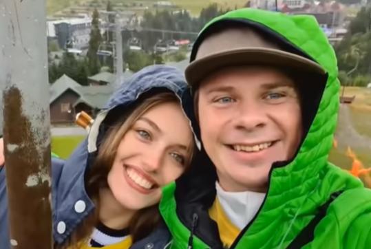 Комаров і Кучеренко відпочивали в Буковелі