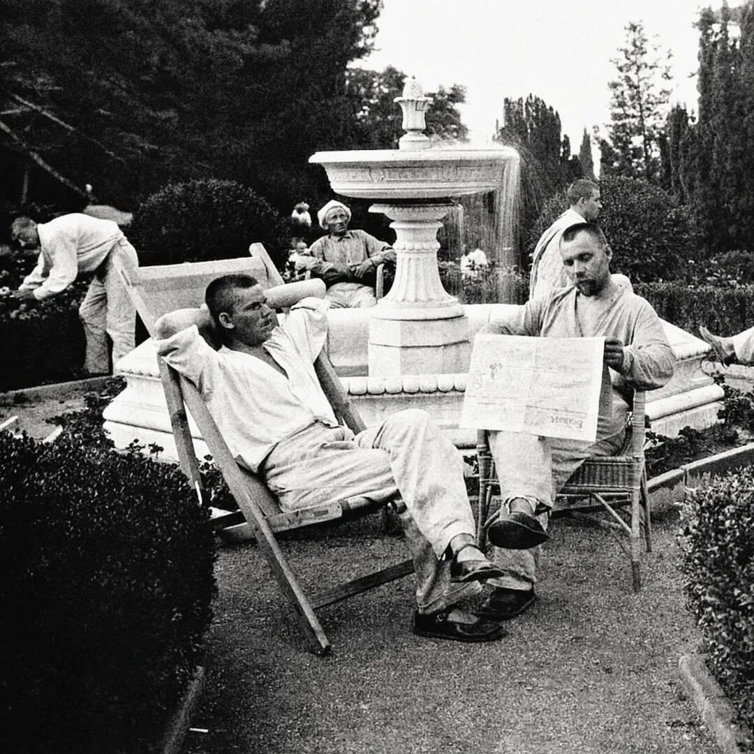 Як відпочивали в СРСР представники інтелігенції: цікаві подробиці (фото – nv.ua)