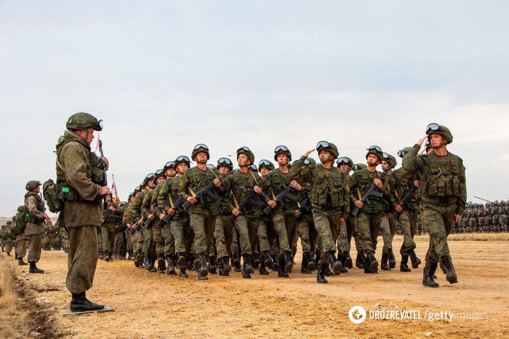 РФ хочет захватить часть Украины, Литвы и Казахстана