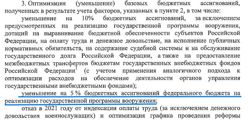 Решение Минфина РФ